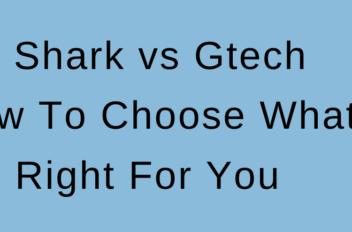 shark vs gtech