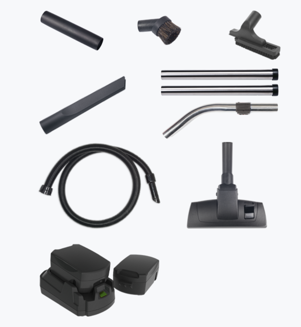 henry cordless accessories